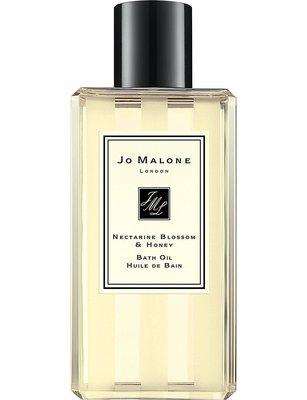 英國代購 JO MALONE Nectarine Blossom & Honey 杏桃花與蜂蜜沐浴油 250ML