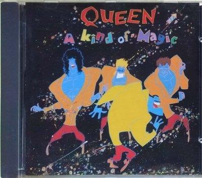 《絕版專賣》Queen 皇后合唱團 / A Kind of Magic 另一種神奇 (歐版.無IFPI)