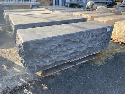 塊石長椅 - 安山岩 《金城堡》 石椅 天然 安山岩 景觀 造景 園藝