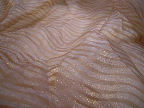 ※布箱子※日本高級古典金絲雪紡紗(R251)