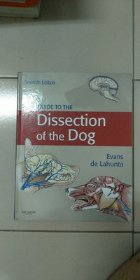 [原文書出清]Guide to the Dissection of the Dog, 7e/獸醫解剖學/精裝版