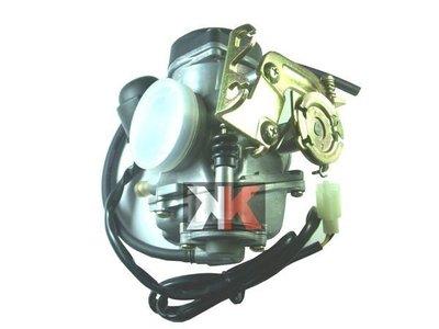 K-TWO零件王.日本競技用.CVK26.化油器.勁戰/新勁戰/RS/奔騰/RV/頂客/Figther