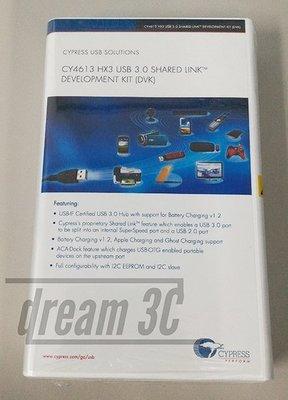 ~dream3c~CY4613 HX3 USB 3.0 Shared Link Development Kit DVK