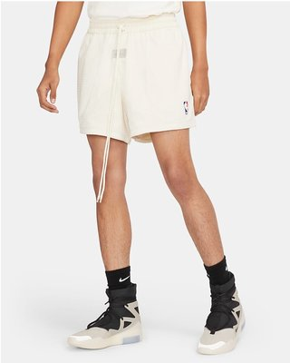 Nike x Fear of God x NBA 三方聯名網眼籃球短褲 FOG CU4690-010/271。太陽選物社