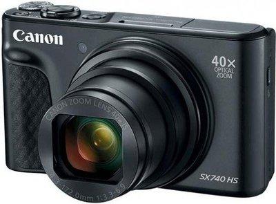 【中野數位】CANON 佳能 新品 PowerShot SX740 HS 類單 4K 40倍光學 平輸