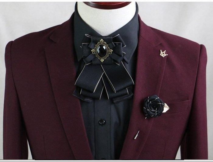 新娘飾品瑪姬主義-  P001新郎男士演出結婚服飾領結