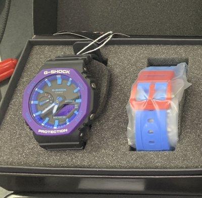 深水步門市 全新正貨1年保養 7日有壞包換 CASIO 卡西歐 手錶 G-SHOCK GA-2100THS-1A