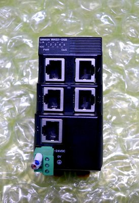 歐姆龍OMRON W4S1-05B PLC 變頻器 控制器 人機介面 伺服驅動器 伺服馬達