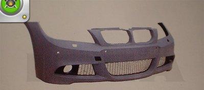 泰山美研社19122504  BMW E90  09-11   M-TECH 前保桿