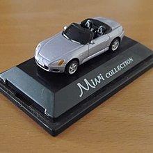 1/87 合金車仔 Honda S2000 (Mini Collection)