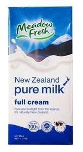 ~嚘呵咖啡~Meadow Fresh 紐麥福保久乳-1公升-紐西蘭原裝進口(牛奶.烘培.咖啡.麵包)1瓶75