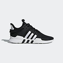 ADIDAS BLACK EQT SUPPORT ADV SNEAKER - US 8.5