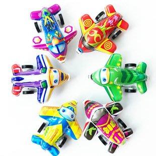 【拉拉Lala's shop】幼兒卡通迷你迴力小飛機 兒童仿真迴力戰鬥機模型玩具地攤熱賣