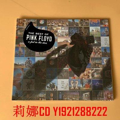 莉娜CD  Pink Floyd The Best of A Foot In The Door CD 專輯 全新未拆