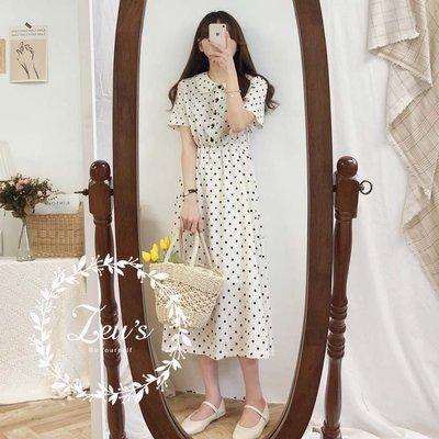 【ZEU'S】甜美學院風長洋裝『 05219610 』【現+預】EA