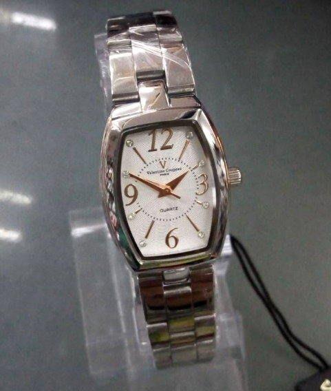 【 幸福媽咪 】網路購物、門市服務 Valentino Coupeau 范倫鐵諾 酒桶型女錶 61268