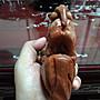 精美玉石/硃砂芙蓉/大小請看手比例/高12公分寬9.5公分深5.5公分