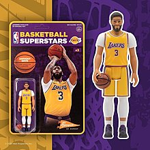 It's Tip-Off Time with Super7 x NBA 3.75寸吊卡玩具 ReAction Figures系列 代購