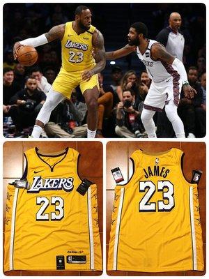 Lebron James NBA NIke 湖人隊城市球衣 LBJ SW Kobe City Editon