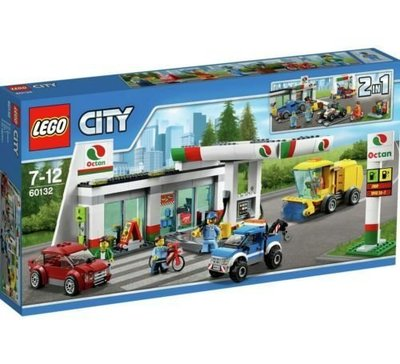 Lego City 60132 (Kenson's Toys Shop - IP108)