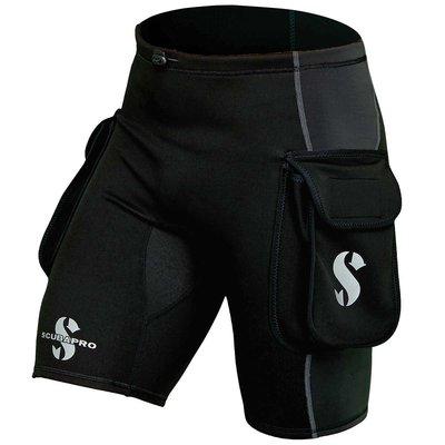 台灣潛水---SCUBAPRO  HYBRID CARGO SHORTS 1MM MEN口袋短褲