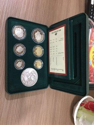 2000年澳洲袋鼠金幣記念2000年澳洲袋鼠金幣記念幣