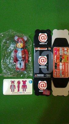 絕版收藏 BE@RBRICK 第10代 ARTIST Play set products 日版 100% 現貨