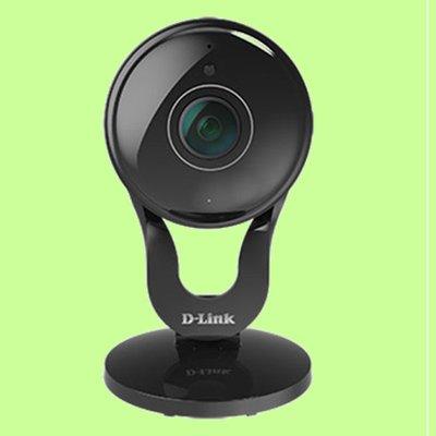 5Cgo【權宇】D-Link DCS-2530L Full HD內建180°超廣角鏡頭無線網路攝影機mydlink 含稅