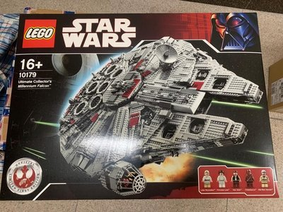 LEGO 樂高10179 Ultimate Collector's Star Wars Millennium Falcon