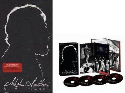 正版全新4CD~史蒂芬桑岱姆百老匯傳奇詞曲大師經典作品選/The Story so Far: Stephen Sondheim
