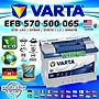 ☆電霸科技☆VARTA 華達 E45 EFB 70AH LN3 ...