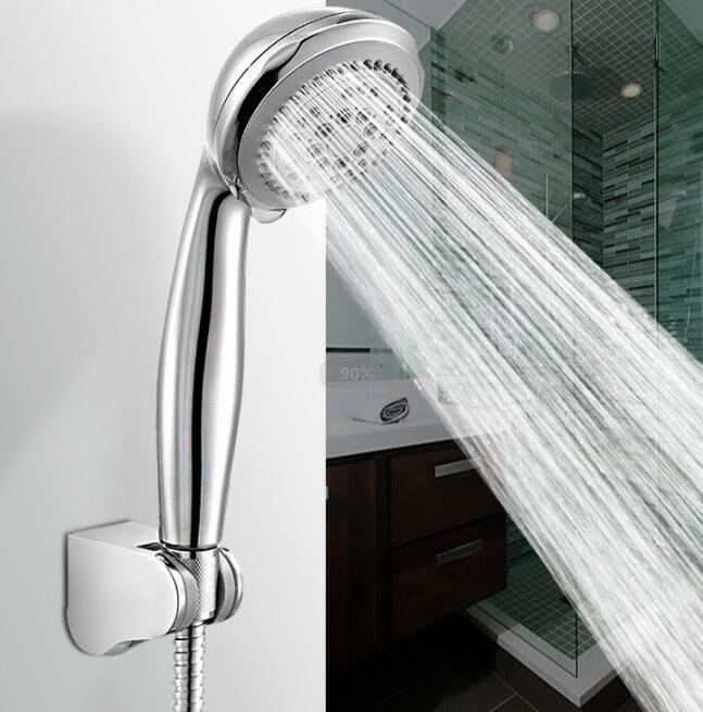 888利是鋪-五檔噴頭手持淋浴花灑家用蓮蓬頭浴室沐浴淋雨套裝#噴頭