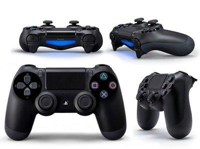 24H閃電出貨 PS4原廠DS4 光條觸碰板 無線震動手把 PS3無線手把 PS4手把 送傳輸線