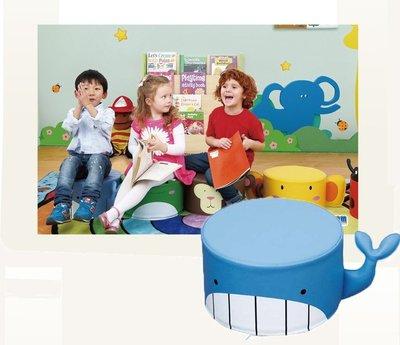 【晴晴百寶盒】 台灣品牌  動物圓凳沙發 WISDOM 家具系列 生日禮物兒童家家酒 可愛板凳椅子玩具W936