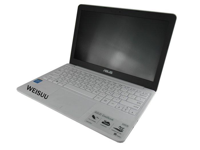{偉斯電腦} 華碩 Asus Eeebook X205TA 11.6吋 0.98kg輕薄超值小筆電