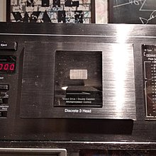日本磁帶機王 Nakamichi MR-1 cassette recorder 專業發燒級3 磁頭卡式錄音機配備平衡輸出輸入XLR IN / OUT PUT