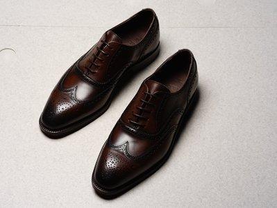 西班牙手工鞋 Berwick1707 全雕花牛津鞋
