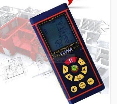 全新  40米手持鐳射紅外線測距儀測量儀電子尺鐳射尺K168