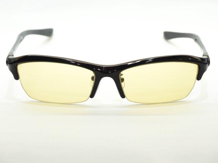 醫療級抗藍光黑色素眼鏡C13020004