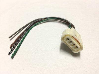 豐田 ALTIS CAMRY 02- VIOS 考耳 插頭 4P母