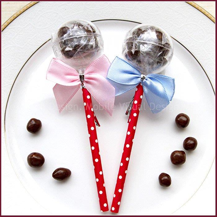 你好棒-米果巧克力棒棒糖---生日分享 聖誕糖果 情人節 婚禮二次進場禮物 兒童獎品 來店禮 禮贈品 幸福朵朵