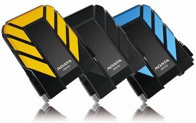 《SUNLINK》ADATA威剛 HD710 1TB 1T USB3.0 2.5吋行動硬碟 軍規防水防震 台北市