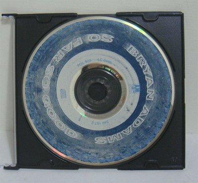 布萊恩亞當斯 Bryan Adams-So Far So Good (裸片)