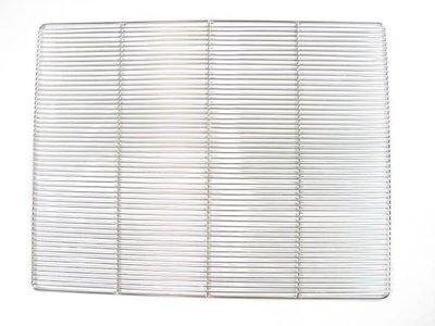 【優比寵物】2尺(304#級)(加粗加密)固定式白鐵不銹鋼/不鏽鋼線籠專用底網/腳踏網-台灣製-特價