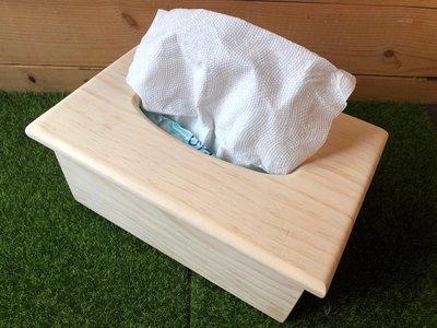 竹藝坊-木製面紙盒/衛生紙盒/台灣木工製作/可吊掛