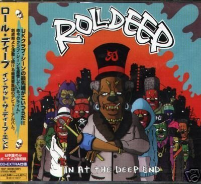 八八 - Roll Deep - In At The Deep End - 日版+2BONUS +1VIDEO