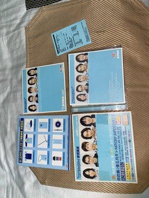 【李歐的音樂】滾石唱片2000年 五月天 愛情萬歲  外紙盒裝 有寫真冊 CD 沒有北中南演唱會門票