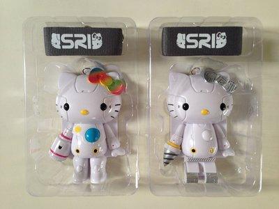 全新- Robot KITTY 機器凱蒂貓 hello kitty 未來樂園限量3D造型證件套 悠遊卡 員工證件夾 卡套