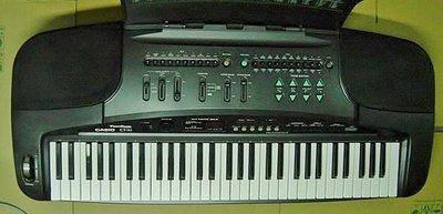 @【小劉二手家電】CASIO 61鍵電子琴,CT-X1型~限自取