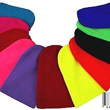 =CodE= 全新KNIT BEANIE 反摺針織毛帽(黑.綠.藍.紅.橘.黃.紫.螢光 11色).素.日本.VIVI.韓.男女皆可